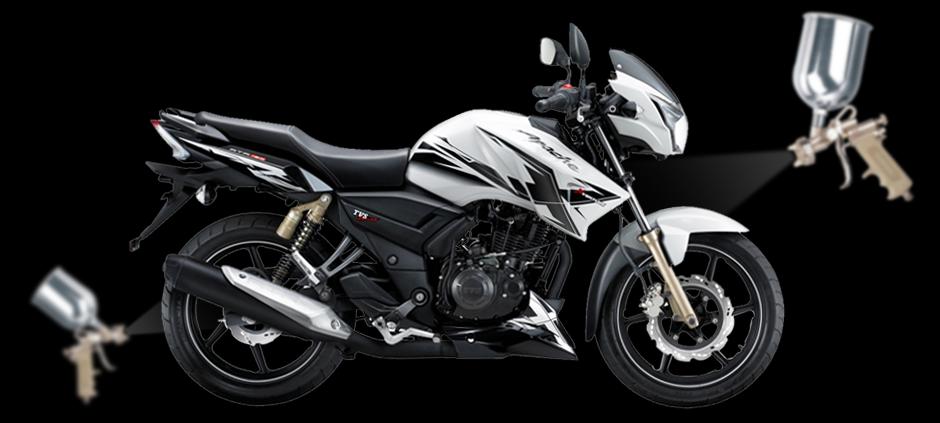 TVS New Apache Xventure 180_Dealer Resmi Motor TVS Jabodetabek (Promo Plus Cashback)