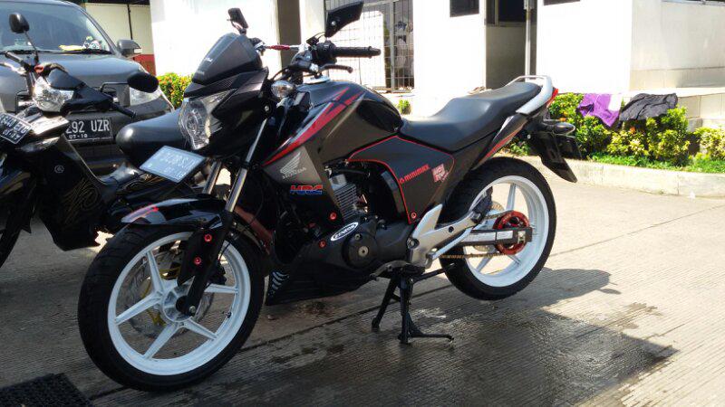 Honda New Mega Pro 2013