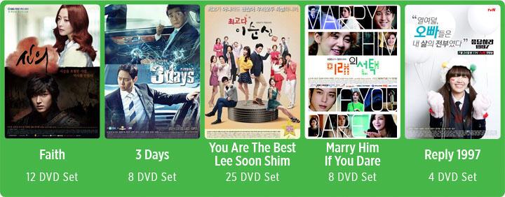 Terjual Korean Drama HD! Subs Indo! Bonus OST