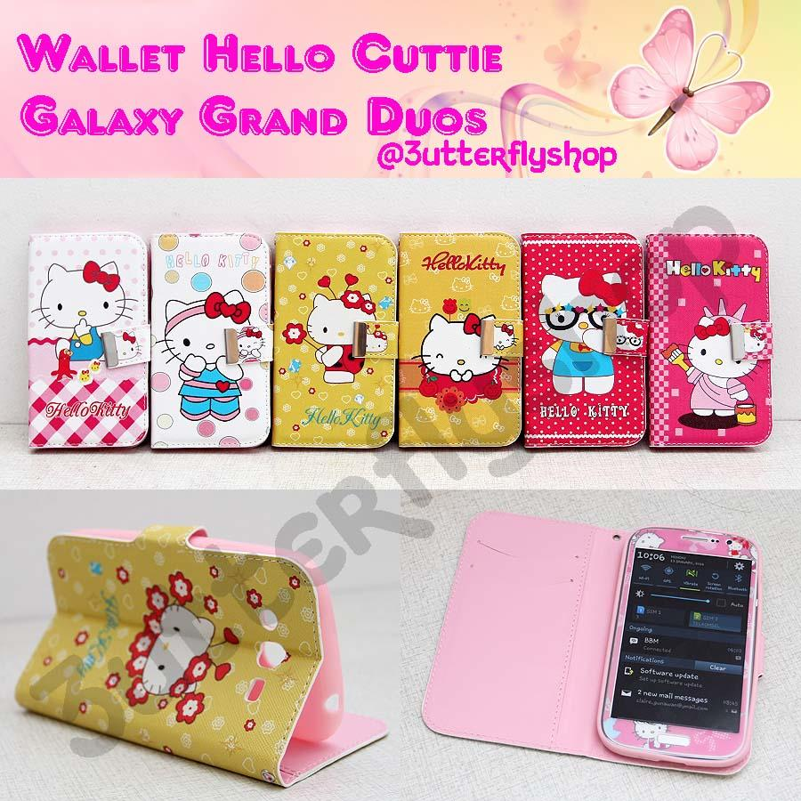 Flip Cover/Wallet - Galaxy S4/Grand/Note2/Fame/N5100/