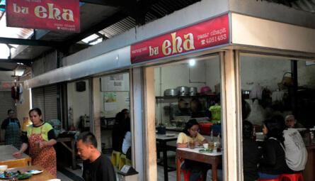 tempat makan enak, murah dan unik di bandung