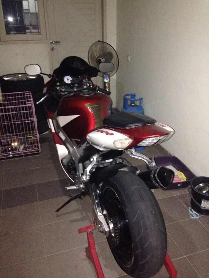 Honda GSX 1000 Good Condition