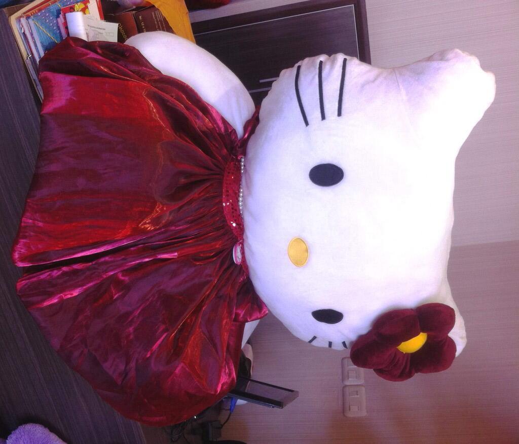 Terjual Jual Boneka Hello Kitty 8bae40d71e