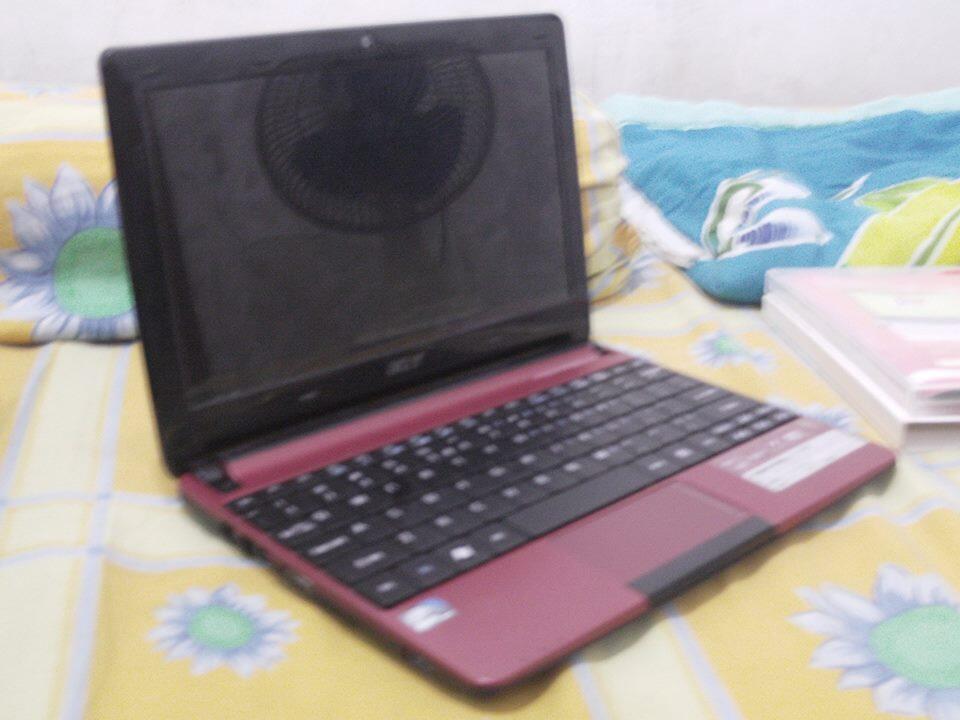 Notebook Acer Aspire D257