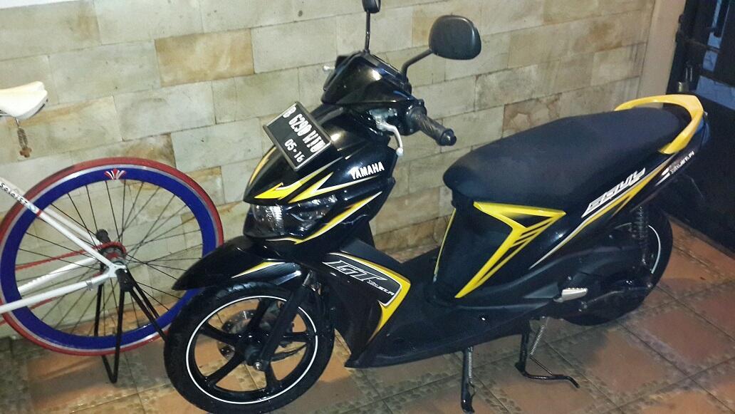 MIO Soul GT Black/Yellow Th. 2013 KM 5000