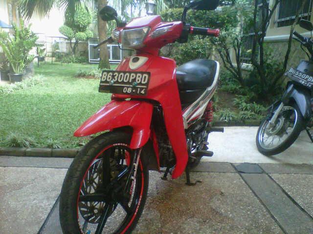 Motor Honda Second, Bekas, Grand, Impressa, Supra Fit, Supra X, Yamaha, Mio