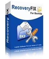 Best BKF Recovery Tool to Repair BKF File