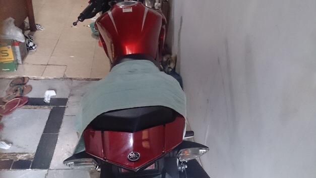 WTS Yamaha New Vixion Lightning KS thn 2013 km Rendah Mint