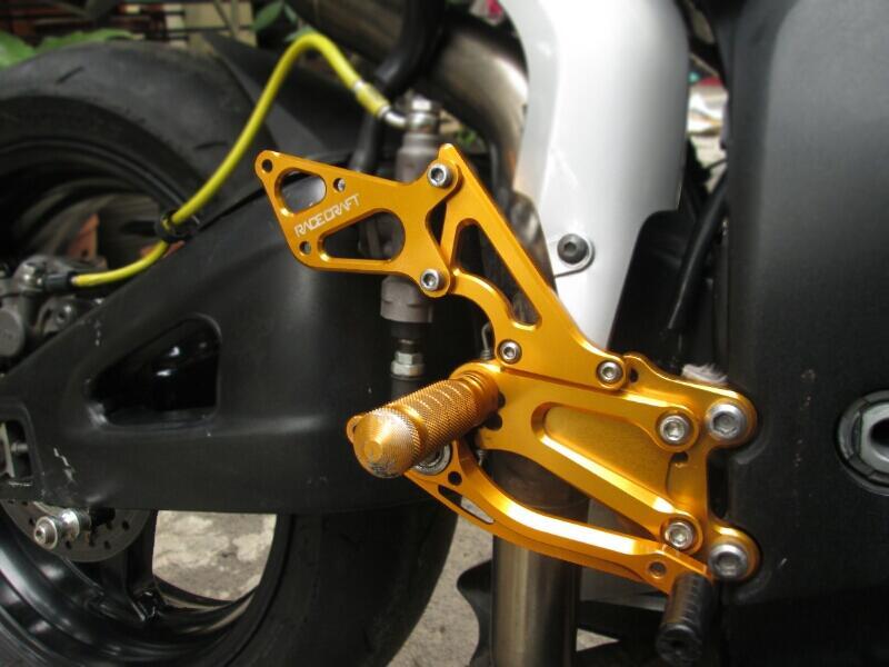 SPEED BROTHERS Sale Honda CBR600RR th. 2008 Full Option