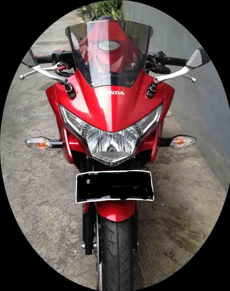 Honda Cbr 250r Abs 2012