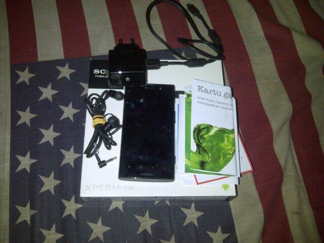 Sony Xperia Ion LT28h Lengkap Ori bonus mulus 2,4jt surabaya