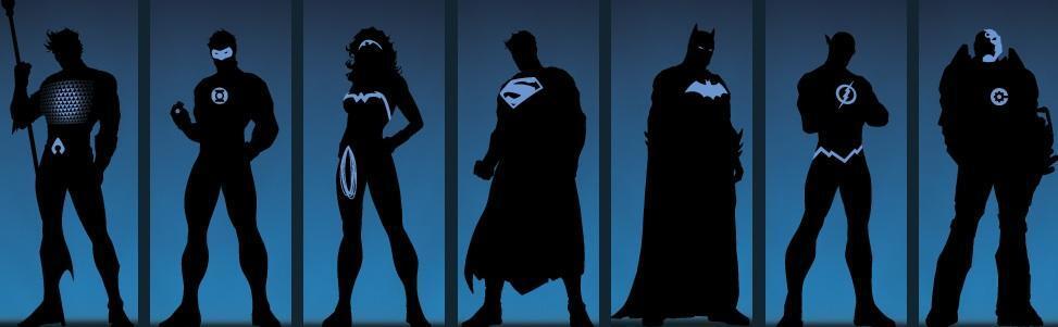 Contoh Pendekatan Warna Superhero