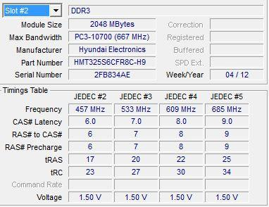 RAM Sodimm 2GB DDR3 PC-10600 1333mhz untuk Laptop