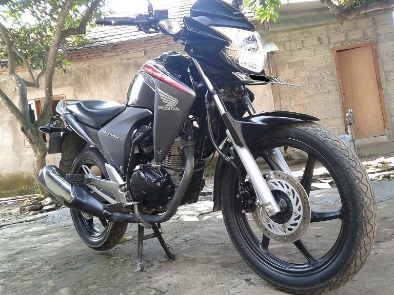 Jual Honda Mega Pro Th 2012 Karawang mulus
