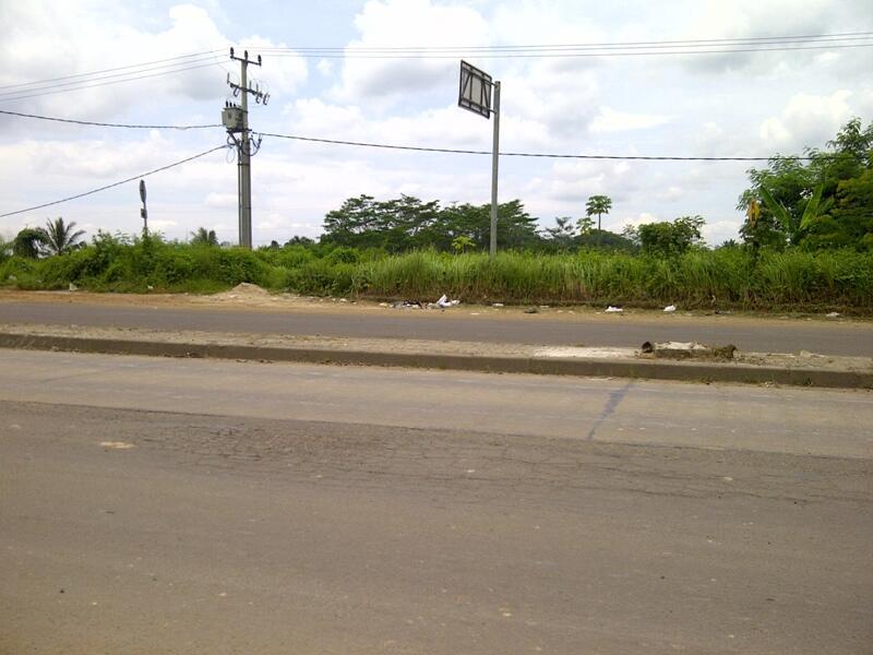 jual tanah pinggir jalan di serang banten