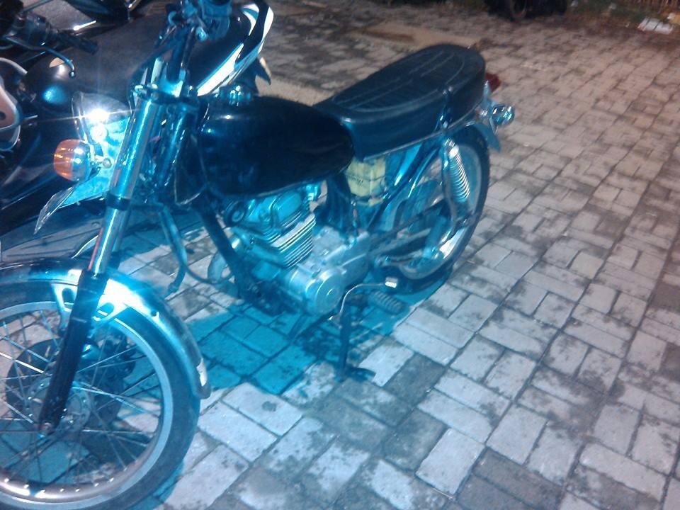 Honda GL modif CB