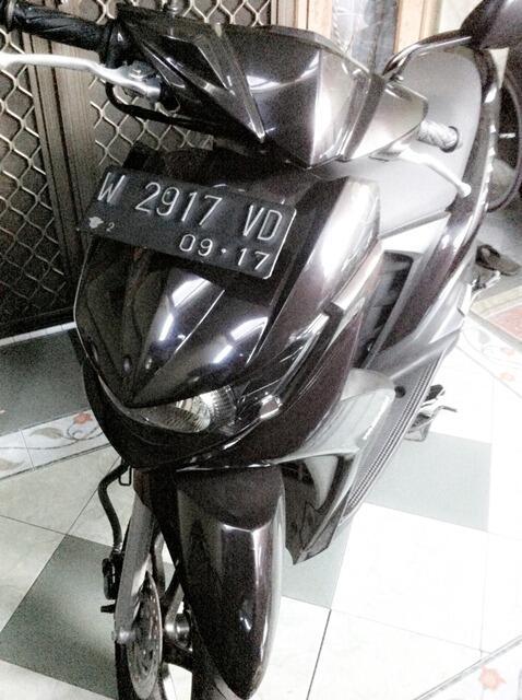 Mio Soul GT 2012 Hitam Terawat Mulus