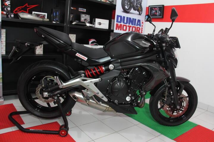 Di Jual Kawasaki ER6 th 2013