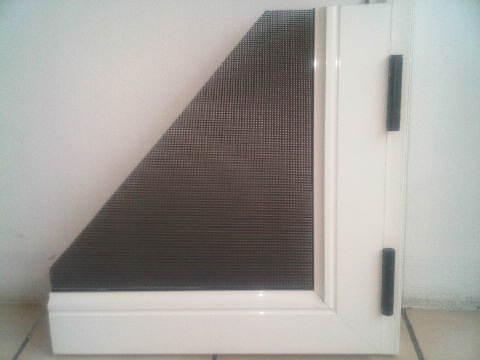 Jual kanopi buka tutup Lovera, Pintu dan jendela aluminium