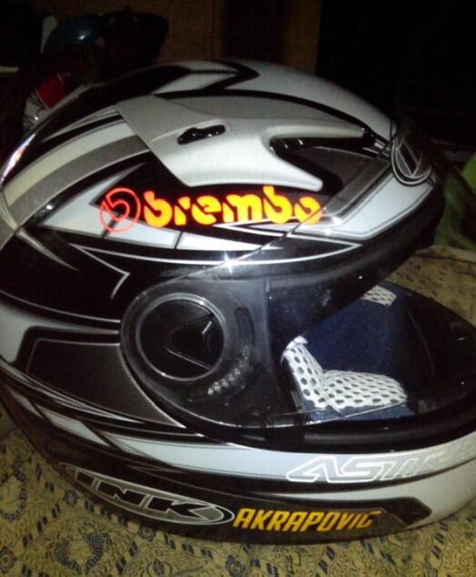 Helm INK CBR 600