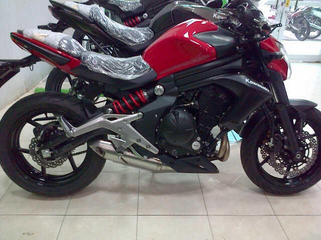 Kawasaki Promo Cicilan 0% ER6N&N650 Non ABS