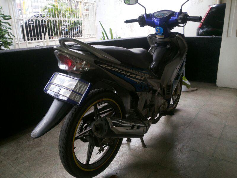 Yamaha Jupiter Mx 2008 AT