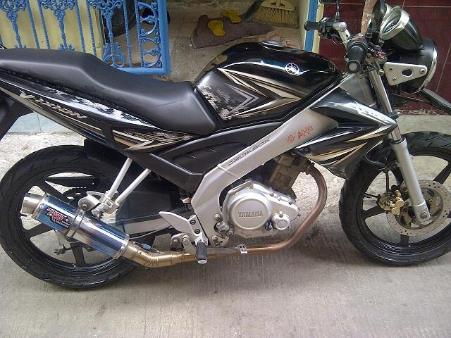 Yamaha Vixion mulus! 2009!