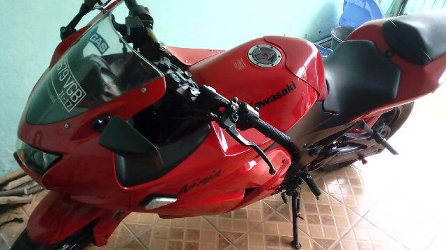 Over Kredit Ninja 250 Karbu Merah