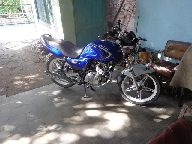 Suzuki Thunder 125 Surabaya