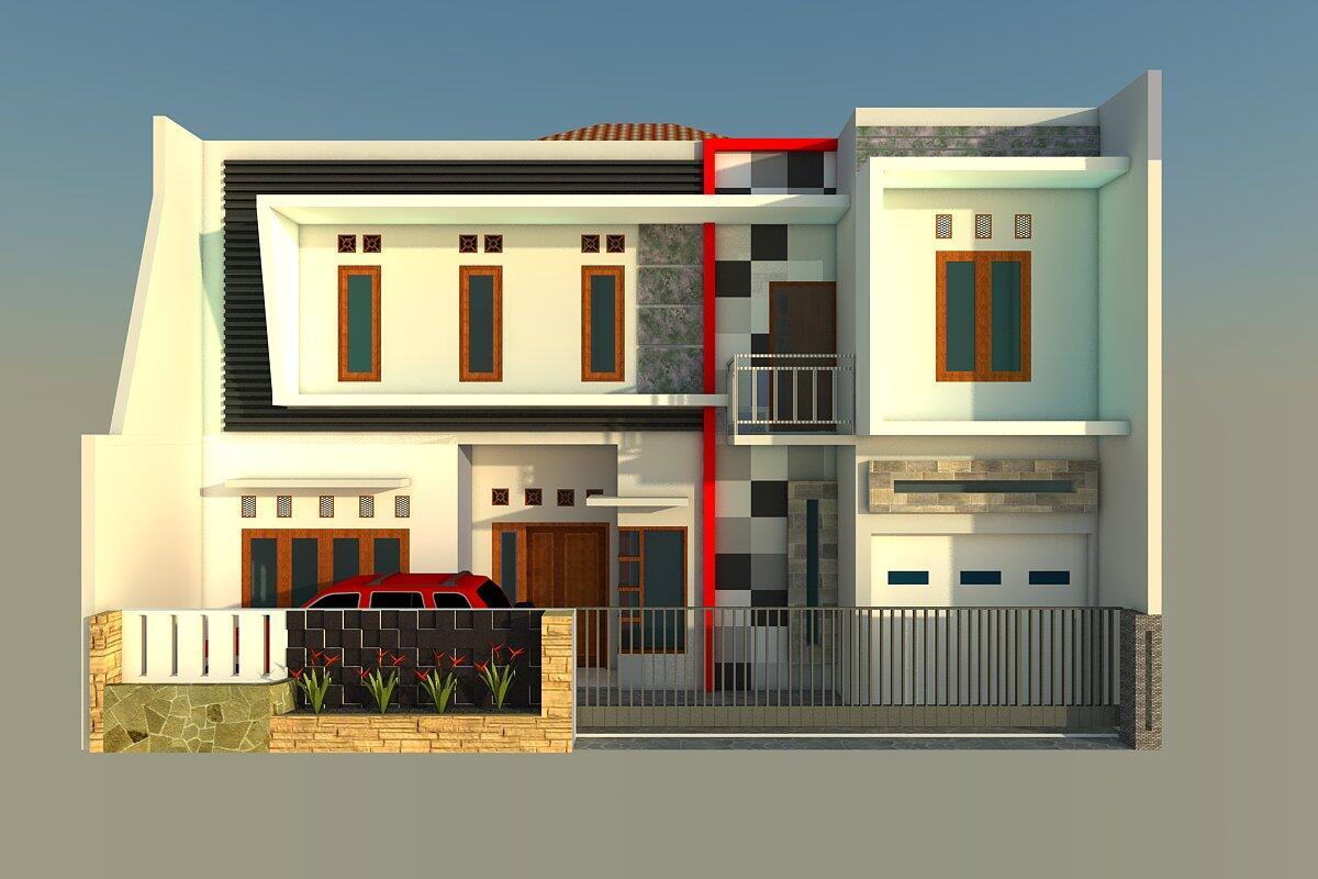 Jasa Desain 3D Rumah Harga Murah untuk IMB di Surabaya & Terjual Jasa Desain 3D Rumah Harga Murah untuk IMB di Surabaya | KASKUS