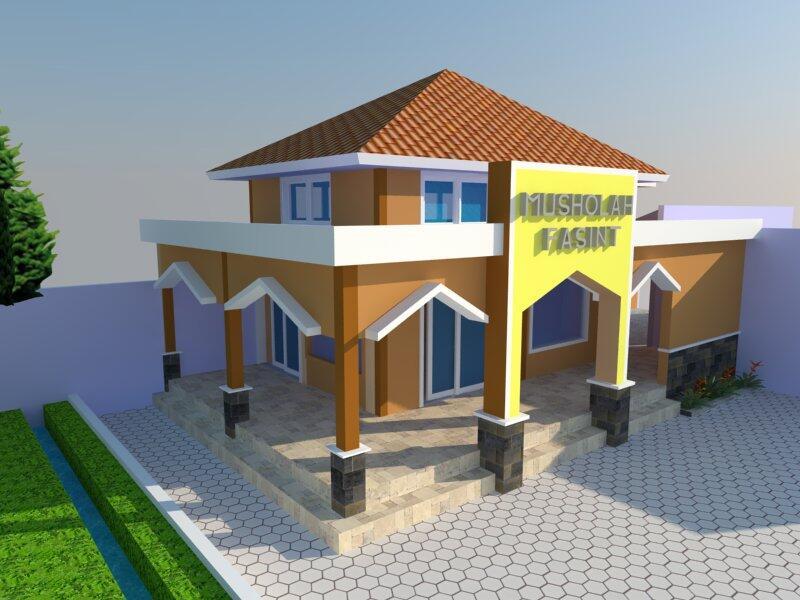 ... Jasa Desain 3D Rumah Harga Murah untuk IMB di Surabaya ... & Terjual Jasa Desain 3D Rumah Harga Murah untuk IMB di Surabaya ...