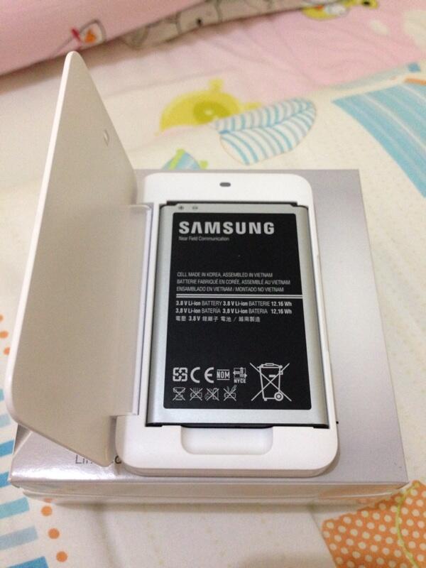 Original Samsung Galaxy Note 3 Extra Battery Kit h 3200mAh Battery