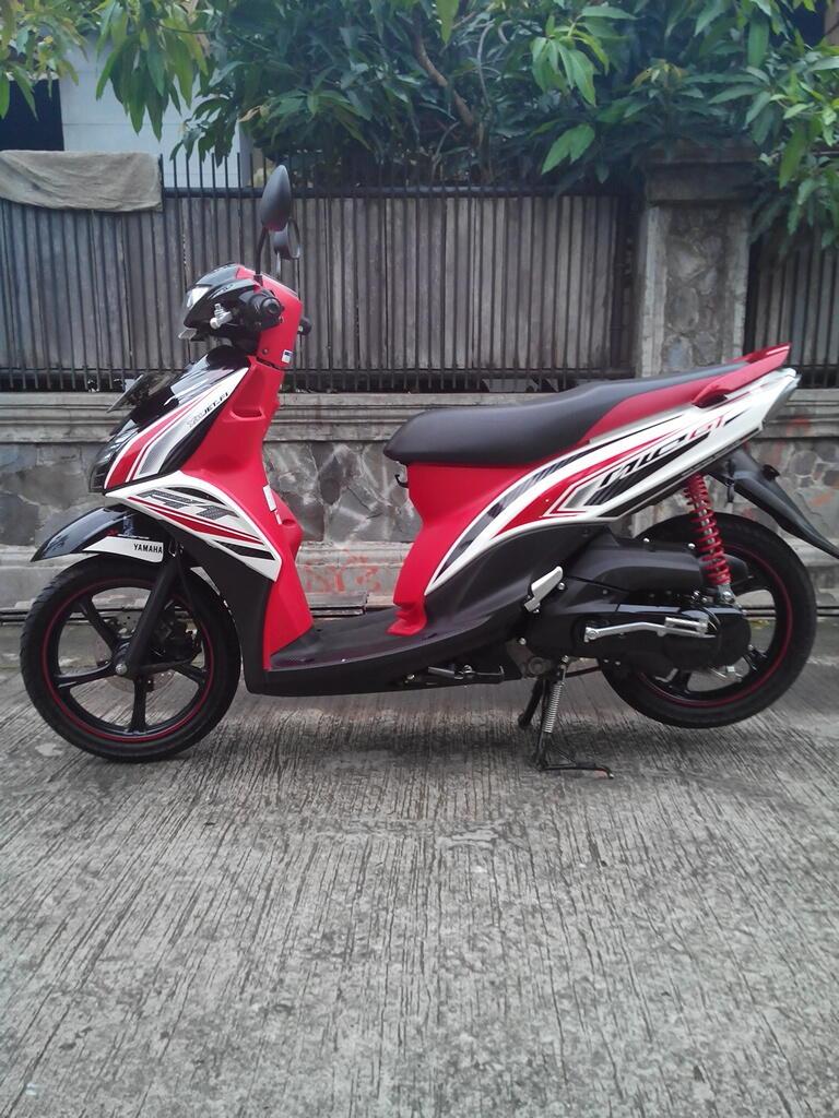 Yamaha Mio Gt Th.2014 Mulus Baru 1rbkman
