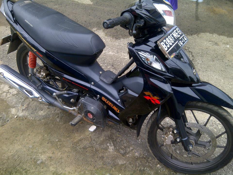 FS: Suzuki Shogun NR tahun 2009