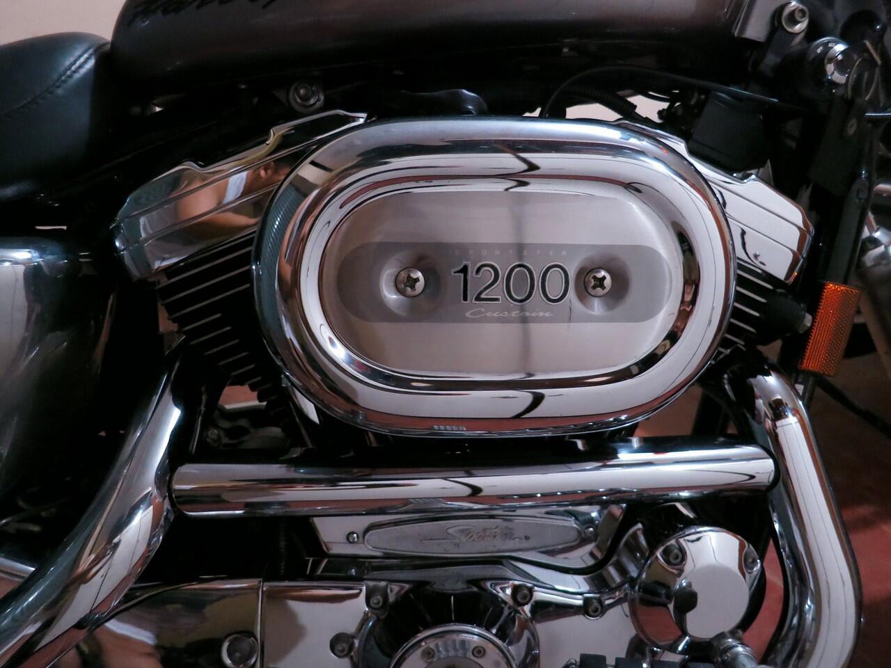 #HARLEY DAVIDSON sporster 1200 SUPERB CONDITION 500 KM 1996#