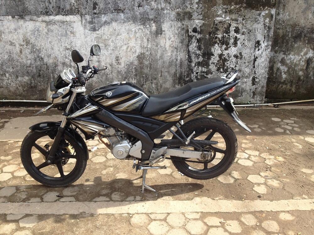 Yamaha Vixion 2012 Hitam Palembang only