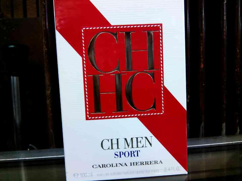 Parfum Original Carolina Herrera CH Sport for Men