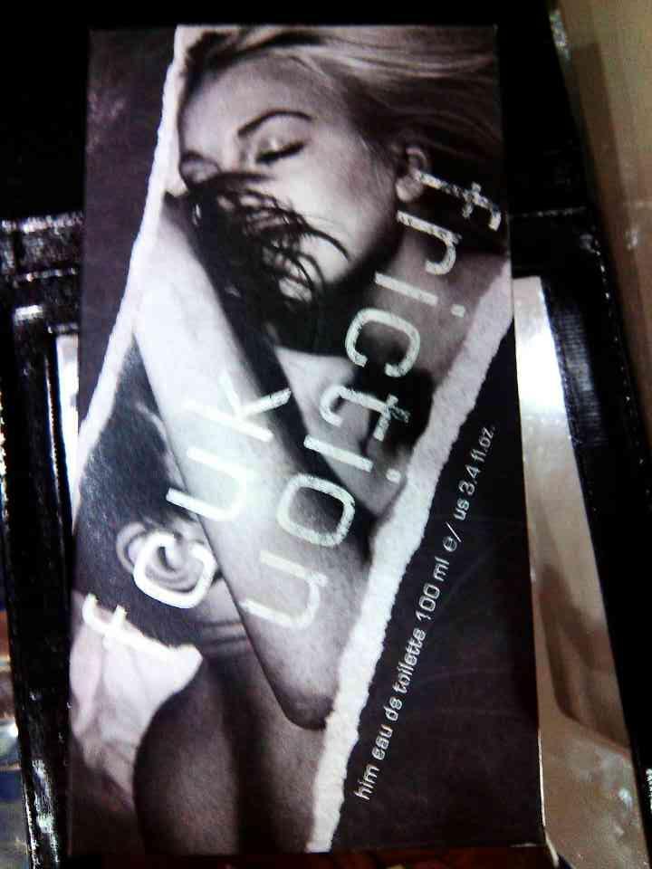 Parfum Original FCUK Friction for Him