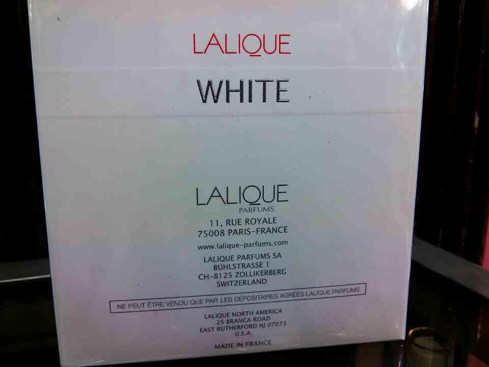 Parfum Original Lalique White Pour Homme for Men