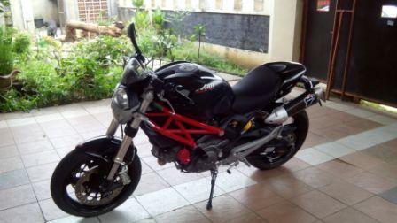 Ducati monster 795 ABS 2014 matte black edition