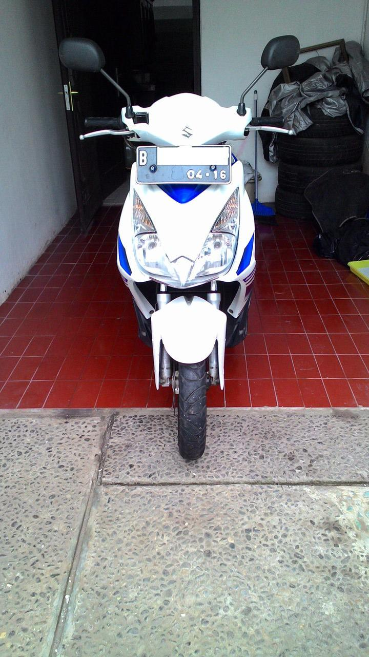 WTS : Suzuky Skydrive 125 Th.2010 Limited Edition