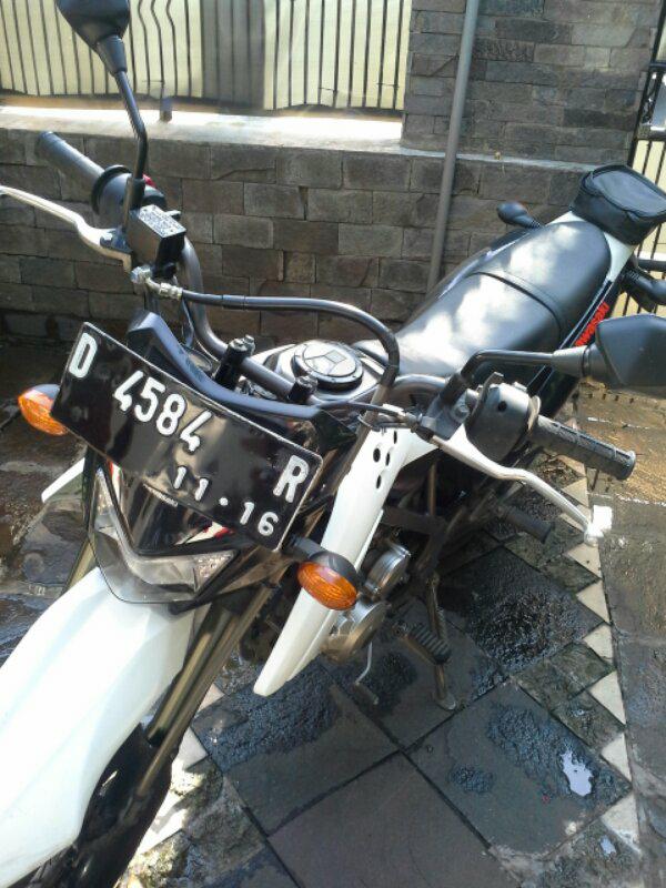wts kawasaki dtracker 150 thn 2011
