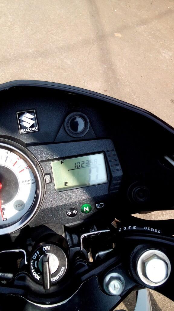 Suzuki satria fu 150 belom setaun gan