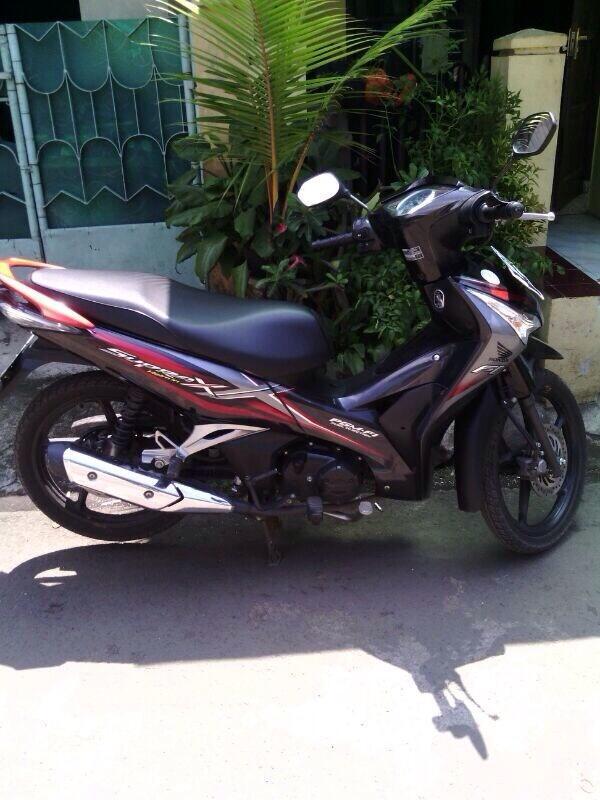 For Sale Honda Supra X 125 PGMF1 2012
