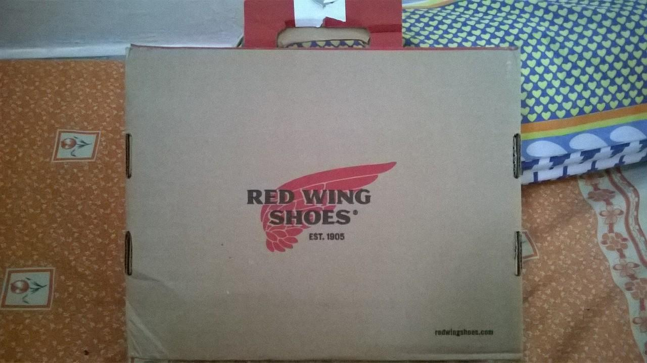 """Red Wing Shoes 8"""" Type 2233"""