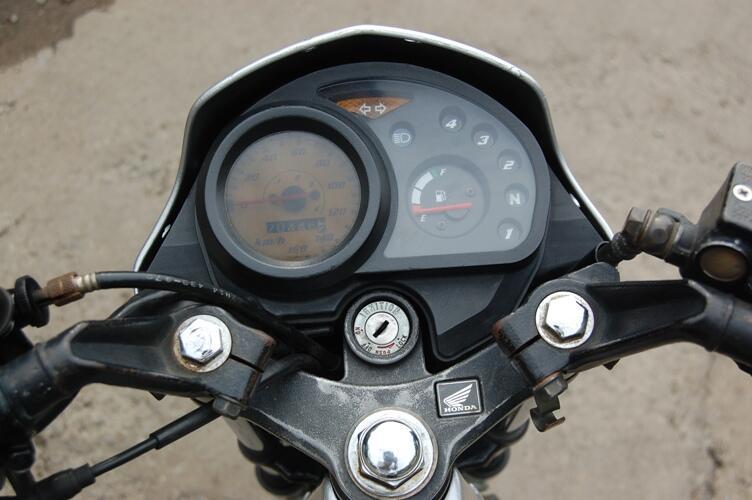 [Motor CBU Langka] Honda Nice U-Box 110cc Mulusss