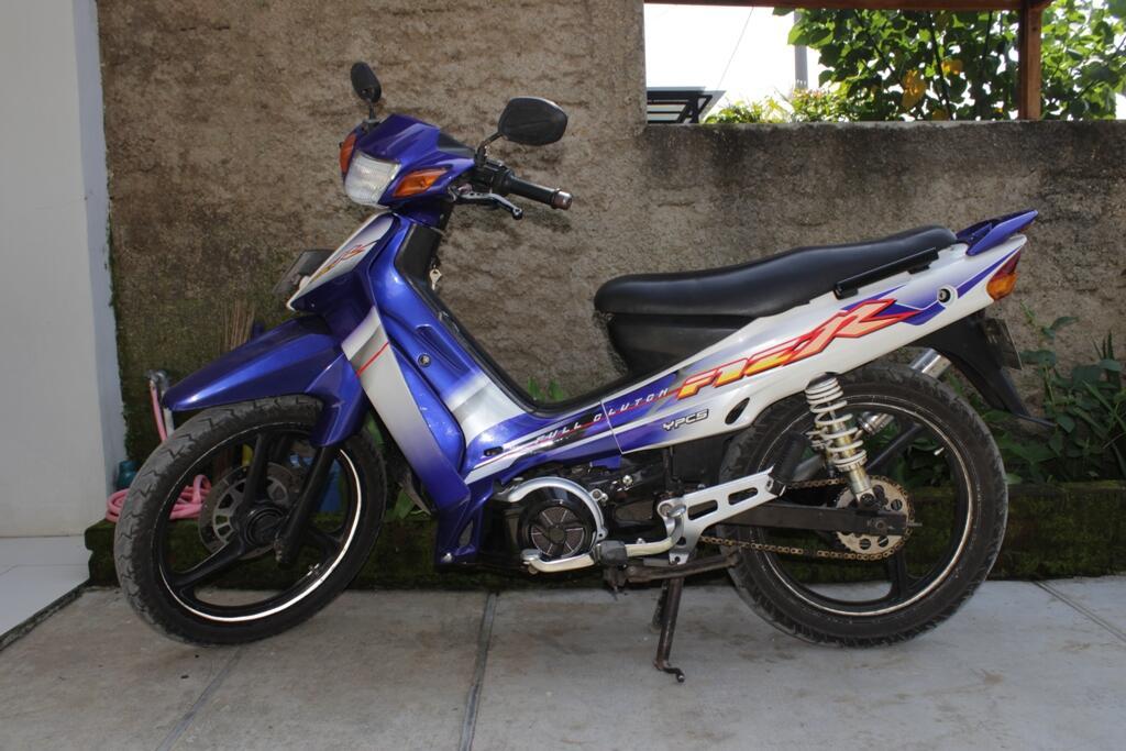 Yamah F1ZR Thn 2003 Full Clutch