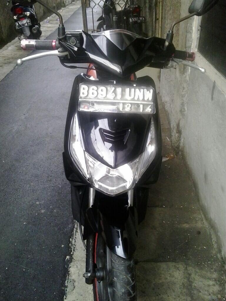 Honda Beat 2009 BDKI & PJK IDUP