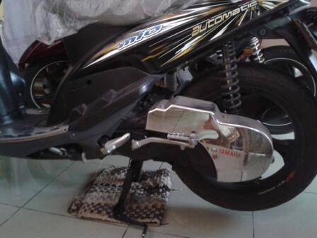 Jual Sepeda Motor Yamaha Mio 2008