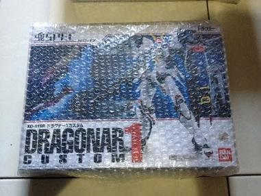 SOC SOUL SPEC XD-01SR DRAGONAR 1 CUSTOM | XD-02 DRAGONAR 2 | XD-03 DRAGONAR 3 [NEW]